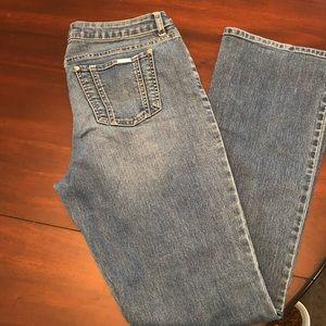 Jennifer Lopez bootcut size 10 Jeans